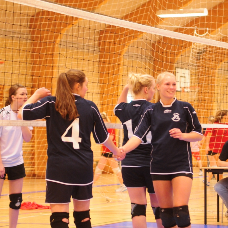 VG til finalen i DM i Volley