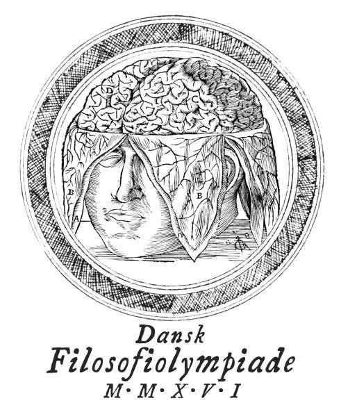 Flot 7. plads ved den nationale filosofi-olympiade