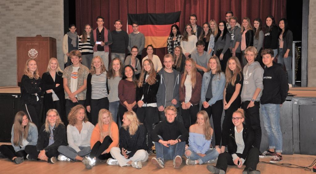 Udveksling fra Tostedt i Tyskland