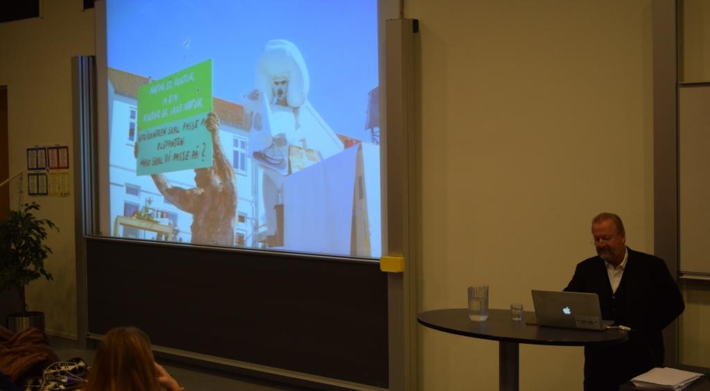 Bjørn Nørgaard besøgte VG d. 4.12.17 – VGcc