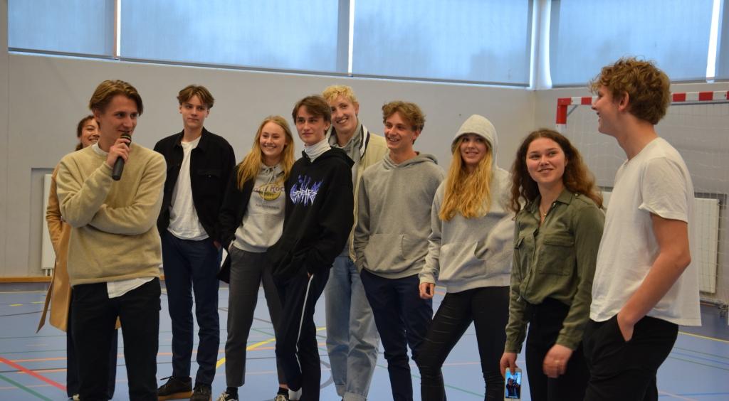 Elevernes folkemøde på VG 2019