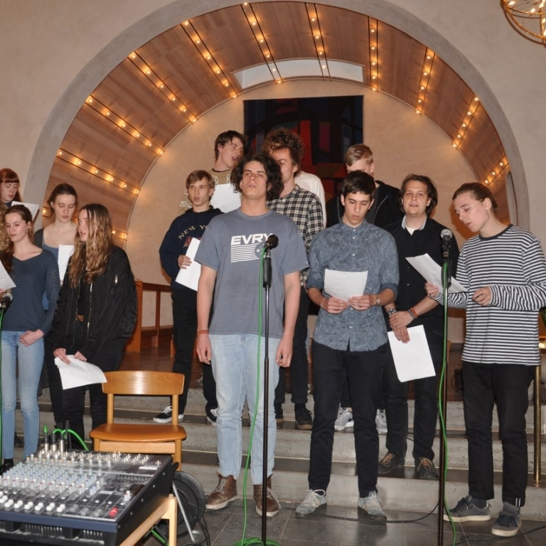 Forårskoncert i Virum Kirke d. 30.4.18 og på VG d. 8.5.18