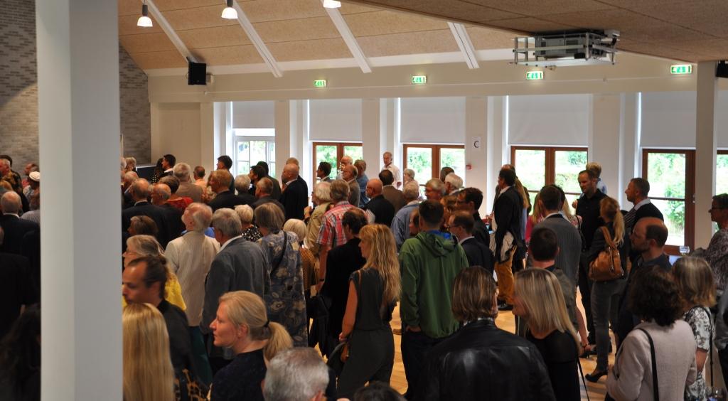 Jubilæumsfest for 10-års jubilarer, årgang 2008
