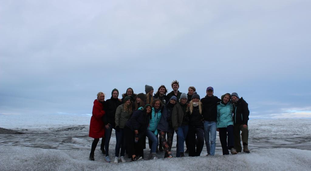 Læs artiklen fra udvekslingsturen om bæredygtighed på Grønland