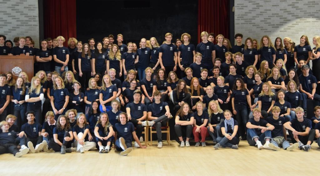 VG holdt en spændende NV-festival for 8. og 9. klasser, torsdag d. 27.9.18.