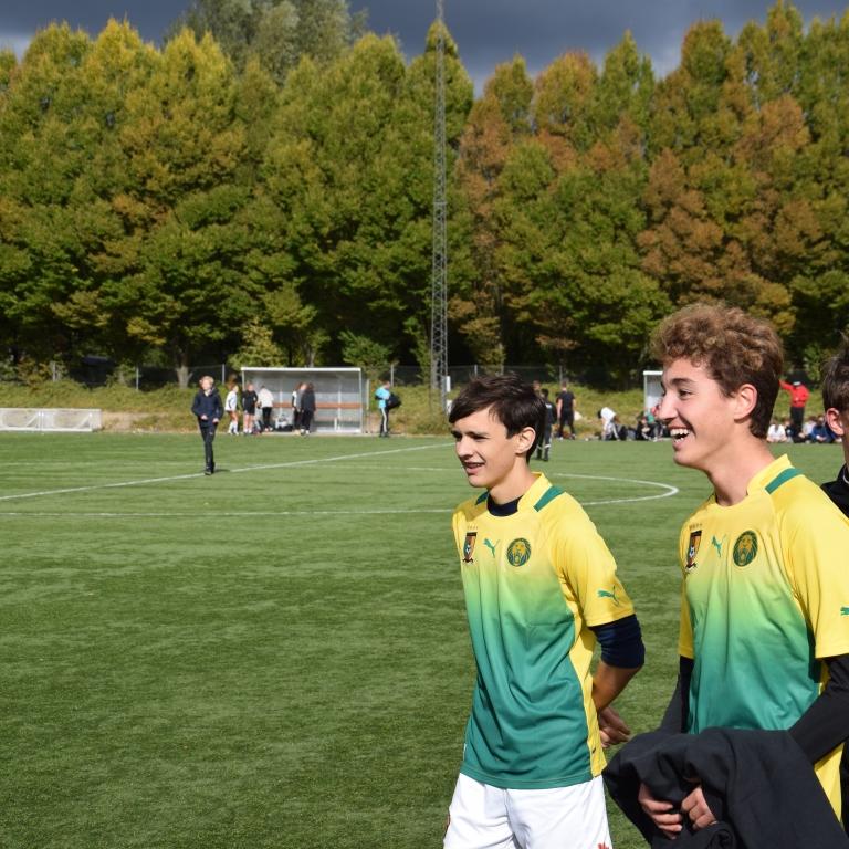 VG-fodbolddag d. 3.10.18