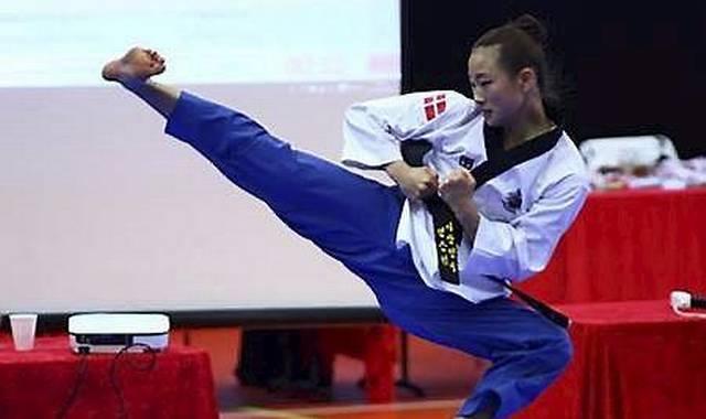 Team Danmark elev Eva Sandersen til VM