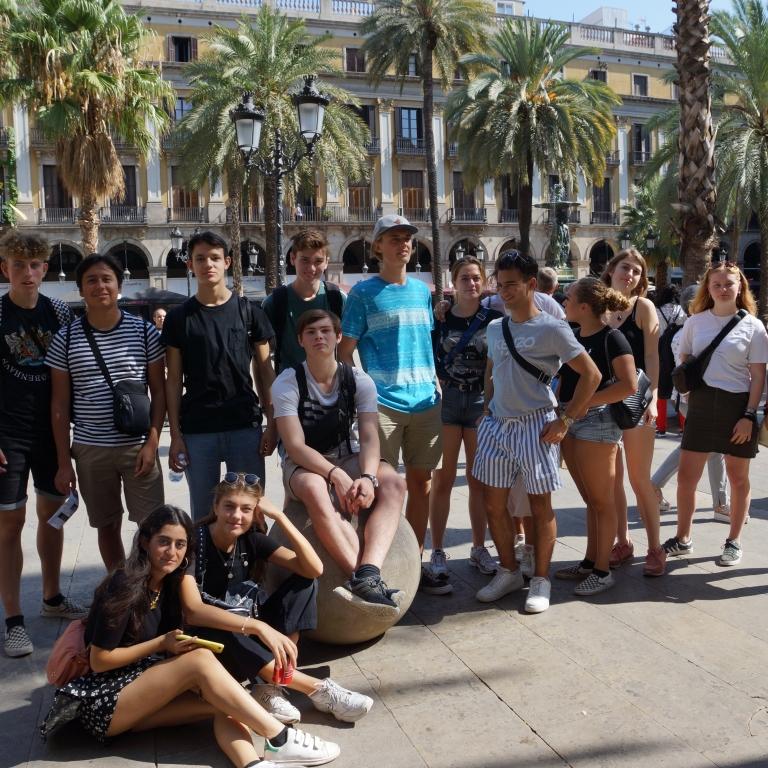 Spansk udveksling i Barcelona