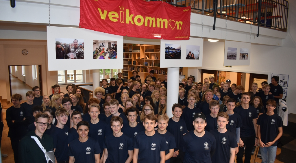 Naturvidenskabsfestival på Virum Gymnasium for 8./9.klasser