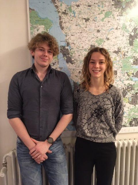 VG-elever til semifinalen i geografiolympiaden