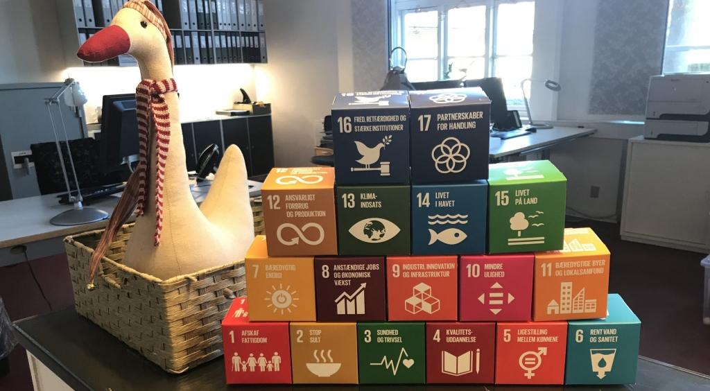 Verdensmålsdag på VG onsdag d. 11 december