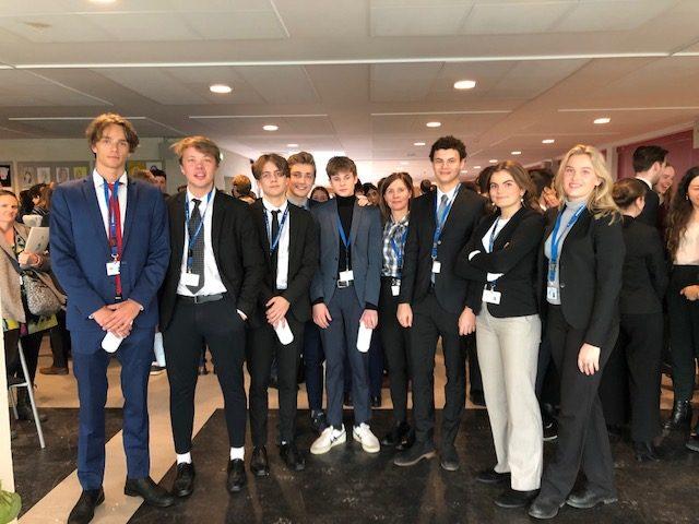 BIGMUN international Mini-konference på Birkerød Gymnasium d. 19-23. februar.