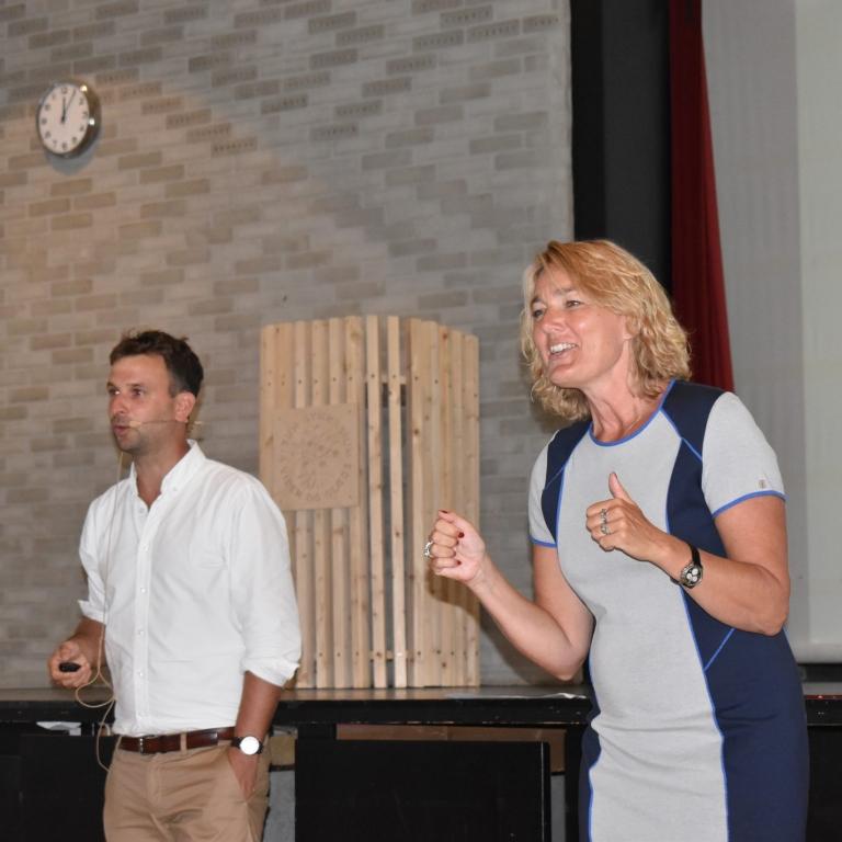 Spændende oplæg om almen dannelse og fællesskab for alle lærere på VG