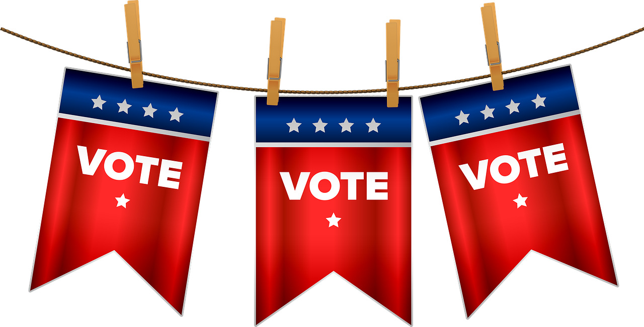 VG holder valgaften med alle samf-elever når amerikanerne går til stemmeurnerne d. 3.11.20