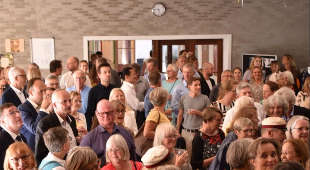 VGV inviterer til jubilæumsreception for årgangene: 1960, 1961, 1970, 1971, 1980, 1981, 1995 og 1996 afholdes d. 21. august 2021