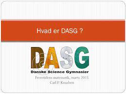 Danske Science Gymnasier afholder kursus på Virum Gymnasium torsdag d. 26. august