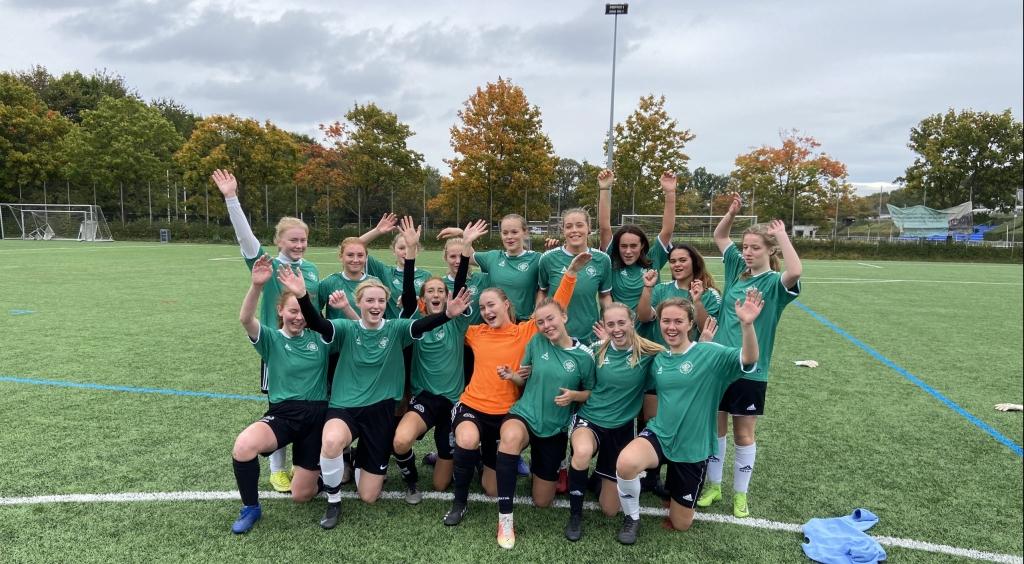 Sejr til VGs piger i Regionsstævnet i fodbold og flot semifinalekamp til drengeholdet. Stærkt spillet af VGs hold.